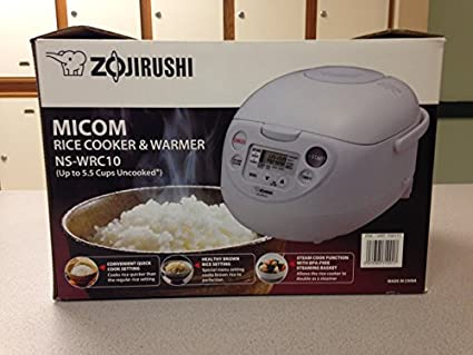 Zojirushi NS-WPC10 Rice Cooker