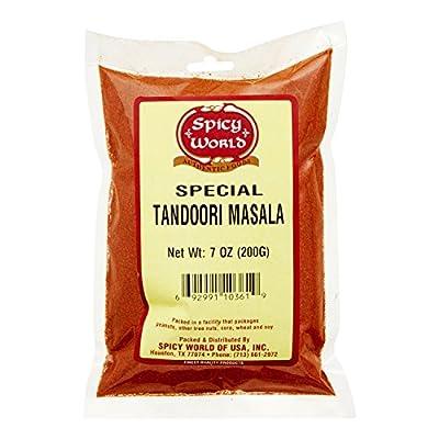 Tandoori Masala 7oz from Spicy World