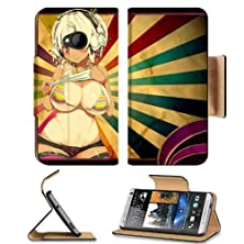 buy Headphones Panties Cleavage Tan Lines Htc One M7 Flip Cover Case With Card Holder Customized Made To Order Support Ready Premium Deluxe Pu Leather 5 11/16 Inch (145Mm) X 2 15/16 Inch (75Mm) X 9/16 Inch (14Mm) Msd Htc One Professional Cases Accessories Ope