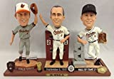 Balimore Orioles Cal Ripken Jr. Hall of Fame Collector's Edition Bobblehead Set