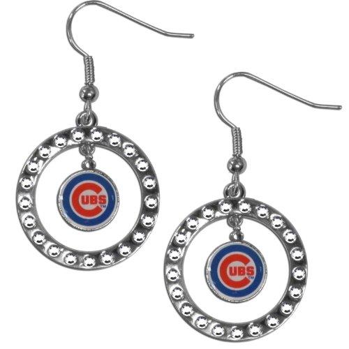 cubs earrings chicago cubs earring cubs earring chicago