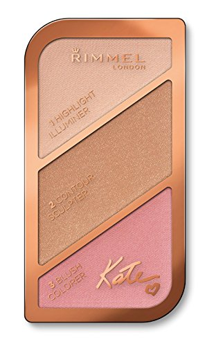 RIMMEL LONDON Kate Sculpting Face Kit - Golden Sands
