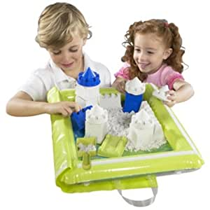 Spinmaster Moon Sand Castle Play Set