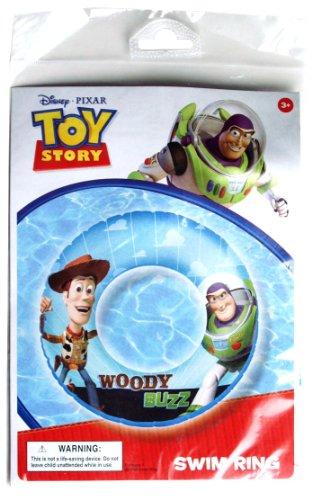 """Disney - Pixar Toy Story """"Woody Buzz"""" Swim Ring - 1"""