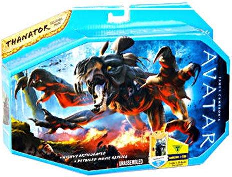 Buy Low Price Mattel James Cameron's Avatar Movie Creature Toy Figure Thanator (B002Q5ZERQ)