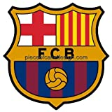 1/4 Sheet ~ FC Barcelona Logo Birthday ~ Edible Image Cake/Cupcake Topper!!!