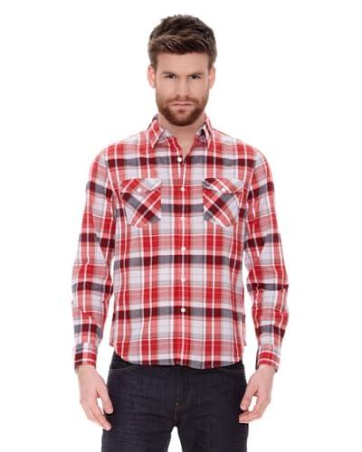 Levi's Camisa Manga Larga Truckee Western