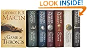#7: A Song of Ice and Fire - A Game of Thrones: The Complete Boxset of 7 Books