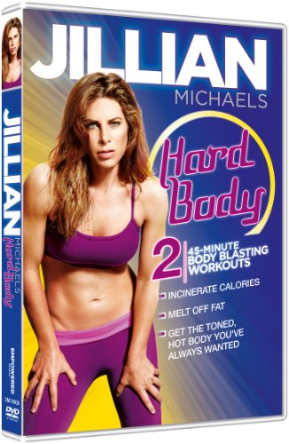 Jillian Michaels - Hard Body - UK PAL