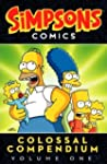 The Simpsons - Colossal Compendium Vo...