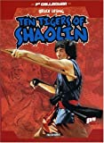 Cover art for  Ten Tigers of Shaolin