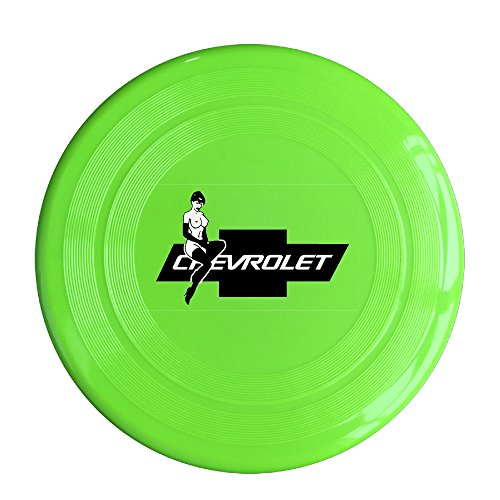 EVALY Chevrolet Hot Lady Chevy Logo 150 Gram Ultimate Sport Disc Frisbee KellyGreen (Cobalt Blue Toaster Oven compare prices)