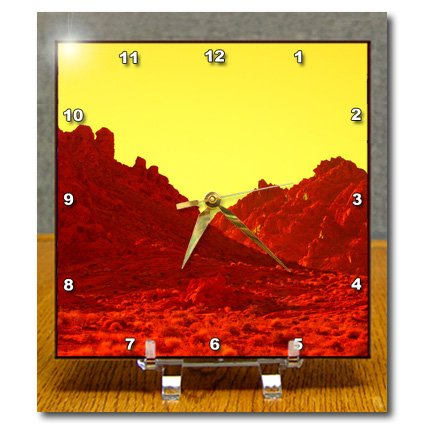 Martian Clocks