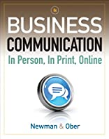 Business Communication: In Person, In Print, Online, 8th Edition Front Cover