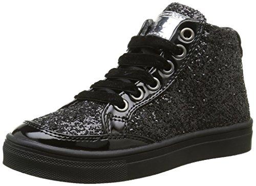 ASSOD3287 - Sneaker Bambina , Nero (Black (nero)), 36