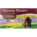 Celestial Seasonings Morning Thunder Tea, 20 Count (Pack of 6)