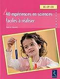 40 EXPERIENCES DE SCIENCES FAC