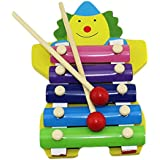 Cute Tunes Musical Toy/Musical Instrument For Toddler, Clown