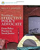 img - for Brooks/Cole Empowerment Series: Becoming an Effective Policy Advocate book / textbook / text book
