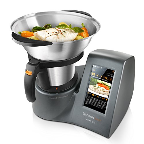 Taurus mycook touch tu robot de cocina for Robot cocina taurus mycook