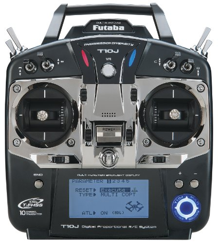 Futaba-10JA-24G-Air-R3008SB-SFHSS-Mode-2-Radio-System