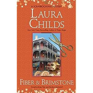 Fiber & Brimstone (A Scrapbooking Mystery)