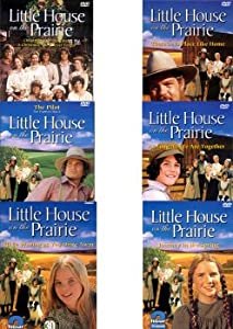 Little House On The Prairie: (The 2 Hour TV Special 6 Pack ) Christmas At Plum Creek / A Christmas They / The Pilot / As Long as we are Together / I'll be Waving as you Drive Away / Journey in the Spring / There's No Place Like Home