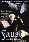 Cover art for  Faust (Restored 2-Disc Deluxe Edition)