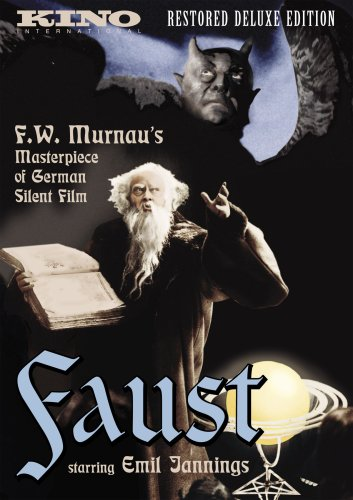 Faust [DVD] [1926] [Region 1] [US Import] [NTSC]