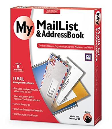 Mymaillist & Address Book