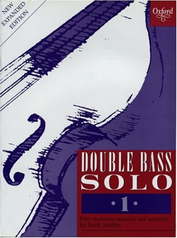 Double Bass Solo 1 (Bk. 1)