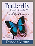 img - for Butterfly Oracle Cards for Life Changes: A 44-Card Deck and Guidebook book / textbook / text book
