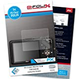 AtFoliX FX-Clear screen-protector for Nikon Coolpix S9300 (3 pack) - Crystal-clear screen protection!