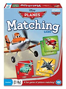 Wonder Forge Planes Matching Game