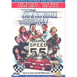 The Cannonball Run [DVD] [1981]