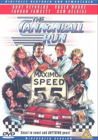 The Cannonball Run [DVD]