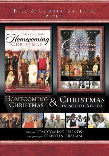 Homecoming Christmas / Christmas in South Africa [DVD] [2006] [Region 1] [US Import] [NTSC]