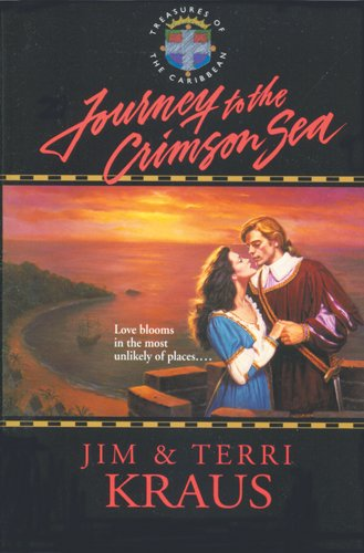 Journey to the Crimson Sea (Treasures of the Caribbean #3)