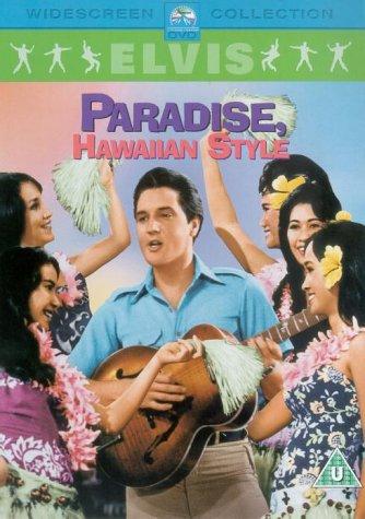Paradise Hawaiian Style [DVD] [1966]