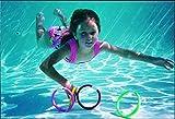 Water Gear Dive Rings (4 pcs)