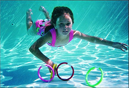 Water Gear Dive Rings (4 pcs)