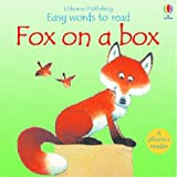 Phil Roxbee Cox Fox on a Box (Usborne Easy Words to Read)