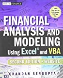 img - for Financial Analysis and Modeling Using Excel and VBA by Sengupta, Chandan 2nd edition (2009) Paperback book / textbook / text book