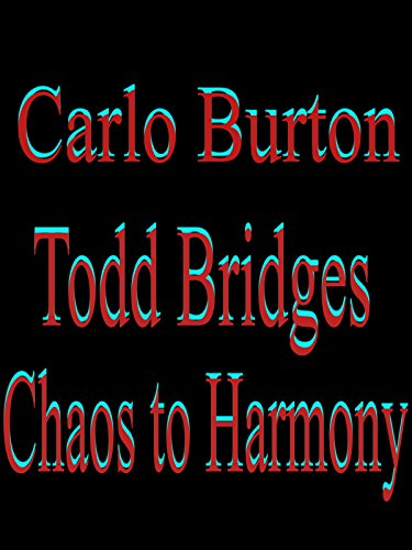 Carlo Burton' Documentary Chaos to Haromony on Amazon Prime Video UK