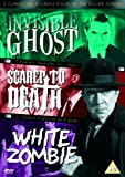 3 Classic Bela Lugosi Films Of The Silver Screen - Invisible Ghost / Scared To Death / White Zombie [DVD]