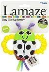 Lamaze High-Contrast Flip-Flop Bug Ra…
