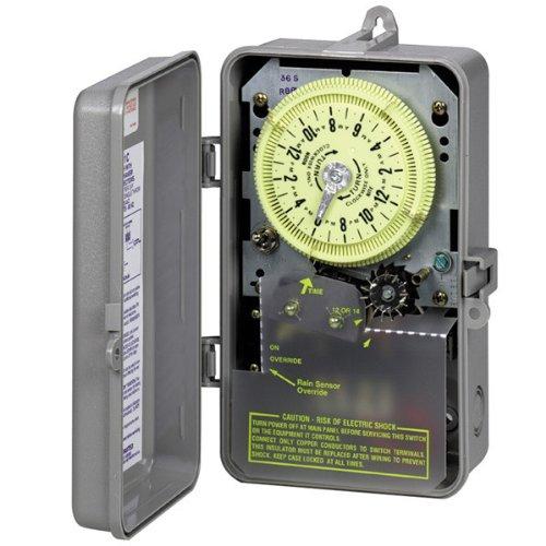 Intermatic Pool/Sprinkler/ Irrigation Timer 24 Hr Mechanical