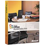Office 2003 Standard (Word, Excel, Outlook, PowerPoint)par Microsoft Software