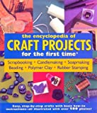 The Encyclopedia of Craft: Projects for the First Time (1402705123) by Benson, Ann