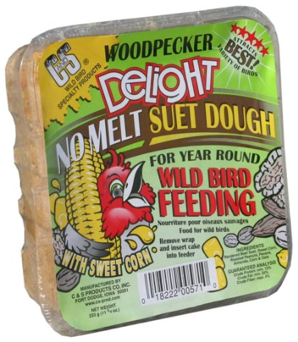 See C & S Products Woodpecker Delight, 12-Piece